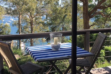 Refuge Cove On Pittwater With Views - House