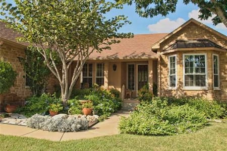 Furnished home in resort like setting in Sun City - Georgetown