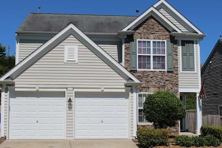 Very comfortable living, very affordable price! - Raleigh - House