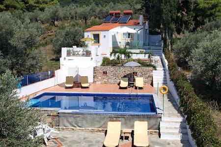 "cottage ""eros"" Stafylos- Skopelos - 獨棟"