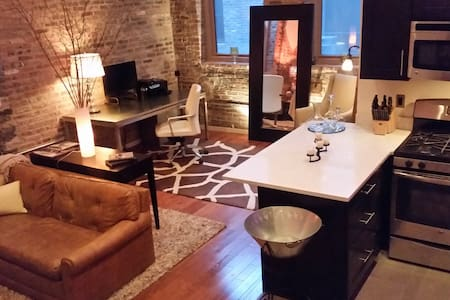 Luxury Loft Experience, minutes from New York City - Appartement