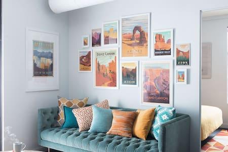 Central SLC Comfort and Design - Leilighet