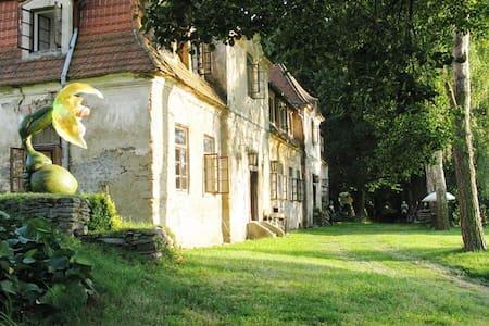 Pastoral, rustic, little summer castle - Schloss