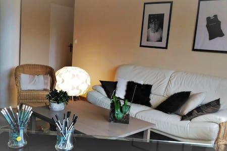 Appartement 3 chambres calme et lumineux - Boulogne-sur-Mer - Apartment