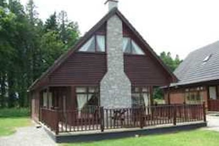 Lovely Logde in Portumna, capacity for 10 people - Kabin
