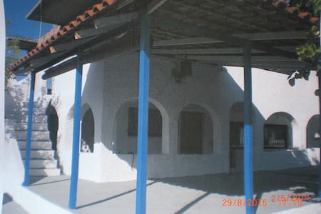 An amazing traditional beach house - Eretria - House