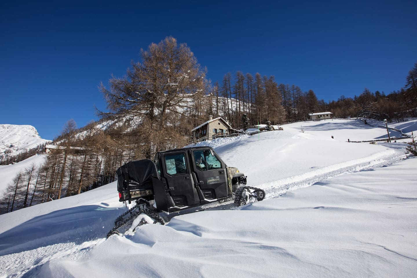 Chalet Charm vacanza relax e natura - Cabins for Rent in Livigno