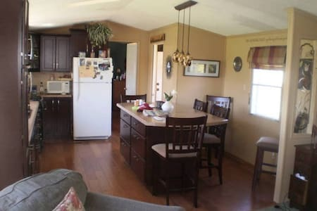 Ellicottville Luxury Mobile Home - Great Valley - Casa