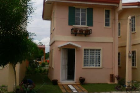 Rina Camella Homes - Butuan City - Maison