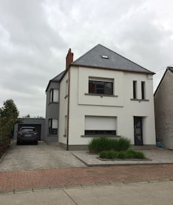 Family house - Sint-Lievens-Houtem - Haus