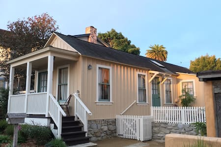 Sea la Vie Cottage ..a gem respite - 太平洋叢林(Pacific Grove)