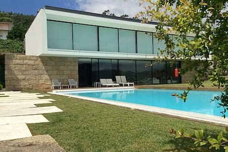 Spectacular property at wide margin of Douro River - Melres - House