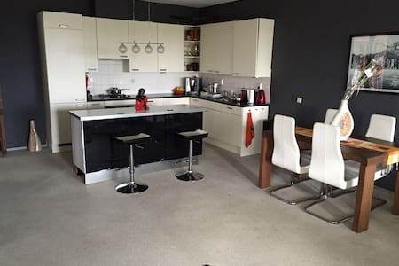 City centre 2 bedrooms huge Apartment + 2 bikes - Amsterdam - Wohnung