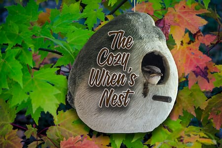 The Cozy Wren's Nest - Newport - Gæstehus