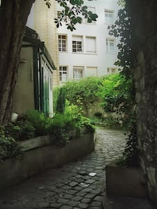 Artist studio at Montparnasse - Paris - Apartment