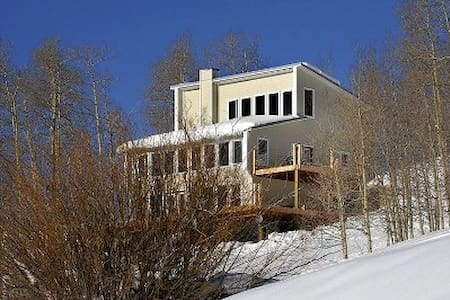 5,000 sq.-ft. ski-in/out with views - Ház