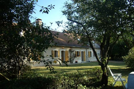 Gîte de charme à Couleuvre - Huis
