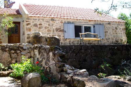 Stone cottage in Kefalonia - Kothreas