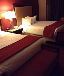 Casino hotel room.  Actual hotel!! - Andere