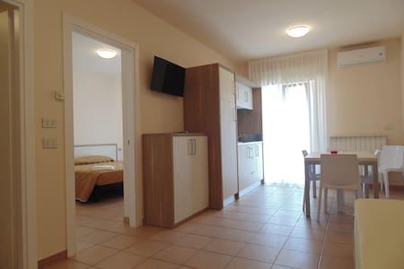 Appartamenti nuovi e arredati - Wohnung