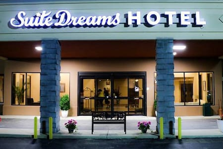 Suite Dreams Hotel - Mattoon - Altro