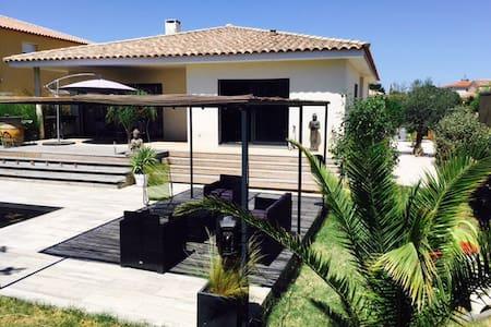 Villa 4 faces,  Pyrénées Orientales - Palau-del-Vidre - Villa