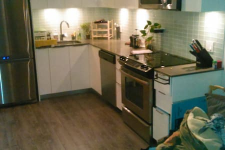 In the heart of Downtown Vancouver - Vancouver - Appartement