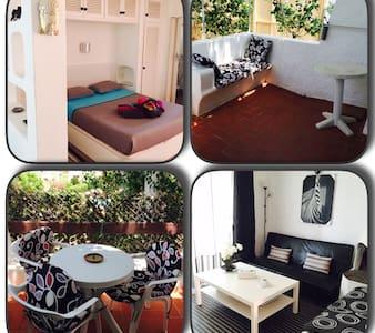 IBIZA, Big Studio, swimmingpool, - Santa Eulària des Riu - Appartement