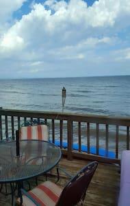 Chesapeake Bay beach front home - Casa