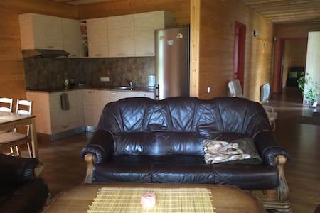 Christmas Holiday house - Pikalne - Cabin