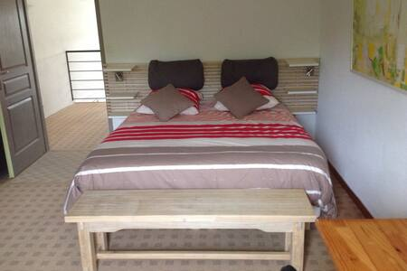 Chambre double individuelle - Hus