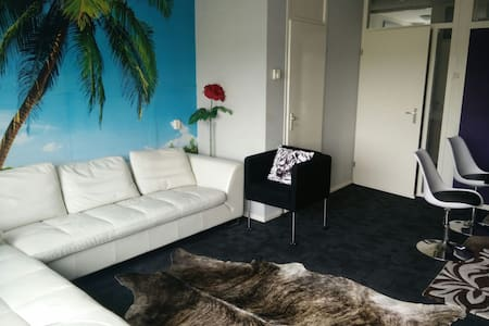 A room in a comfortable apartment - Nijmegen - Apartment