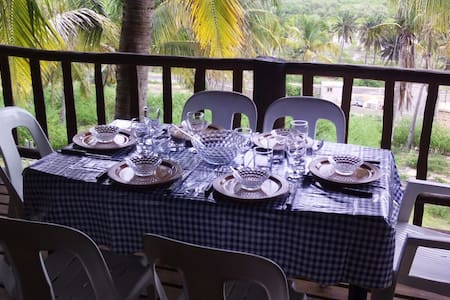 Self Catering House at Barra Beach - Inhambane - House