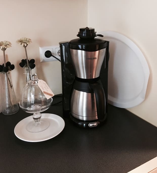 What best than fresh  Viennese coffee in the morning?
