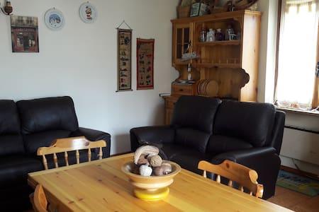 Appartamento David - Pescocostanzo - Lejlighed
