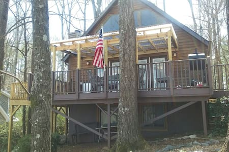 Lake house - Snellville - Hus