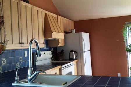 Two bedroom condo near trails; local skiing - Boulder