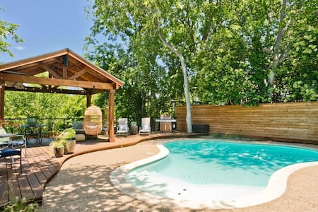 Family Pool Oasis - Fort Worth