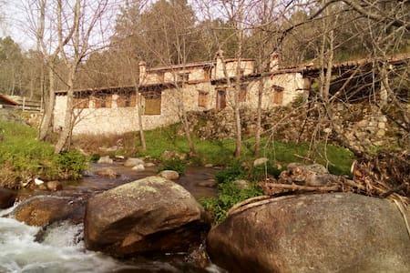 Casa y Finca El Molino - Piedralaves