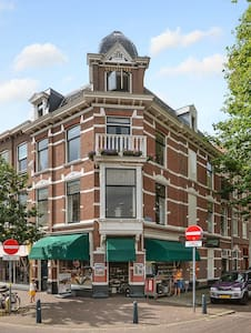 Historic apartment near the Beach - Den Haag - Daire