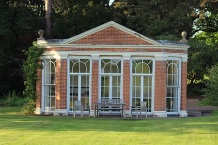 The Orangery, Henley Hall, a tranquil get away! - Apartment