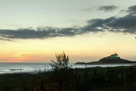 Quarto sensacional praia de Itaúna - Saquarema