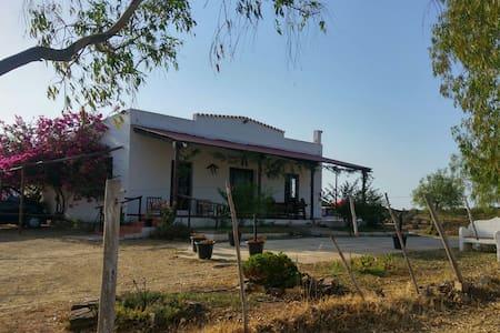 Habitación privada en entorno rural - Maison