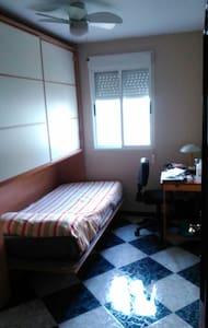 Habitación privada, individual - Apartment