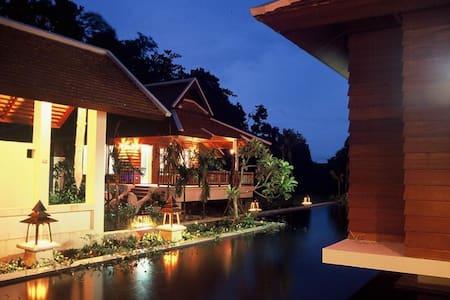 The Dawn - Tambon Pa Daet - Hus