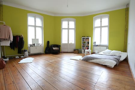 Room in a shared flat in Prenzlberg