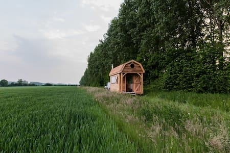 Wildernest Tiny House - Chaumont-Gistoux - Cabin