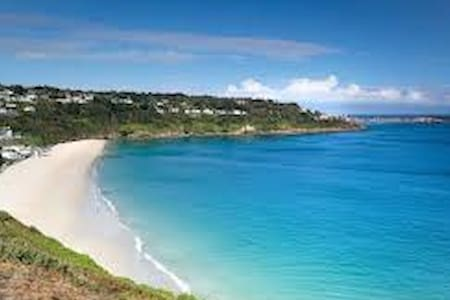 Chy Ryth, Carbis Bay, St Ives. - 단독주택