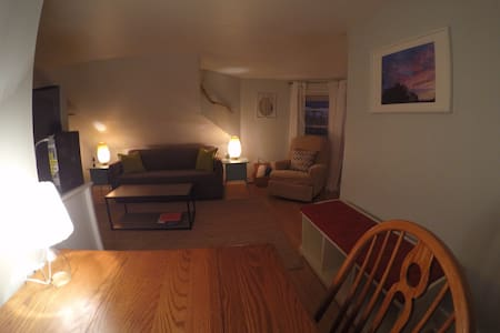 Cozy 2 Bdrm, 3 blocks to Ocean - Asbury Park - Appartamento
