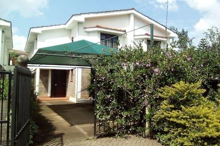 Garden Duplex at Strathmore University - Nairobi